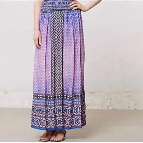 Anthropologie Dresses & Skirts - Anthropologie boho style skirt